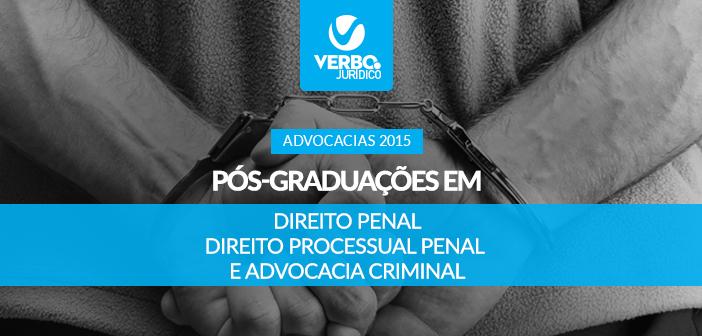 Direito Penal Pós-Graduação Verbo Jurídico