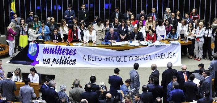 Cotas para Mulheres Deputadas
