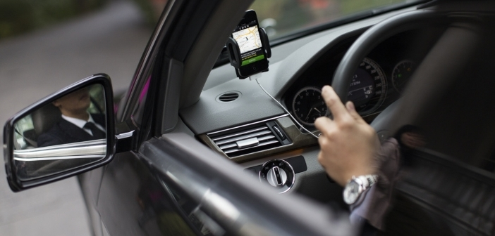 Uber Porto Alegre Motorista