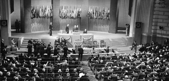 Direitos Humanos ONU 1945