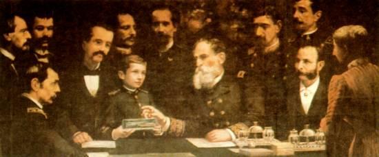 Constituição de 1891 Deodoro da Fonseca