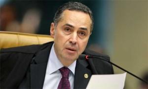 O relator da decisão, ministro Marco Aurélio. (Foto: Divulgação)