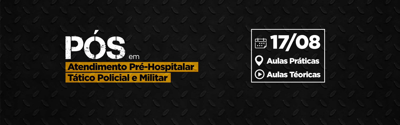 Atendimento Pré-Hospitalar Tático Policial e Militar