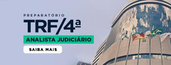 Analista Judiciário TRF4