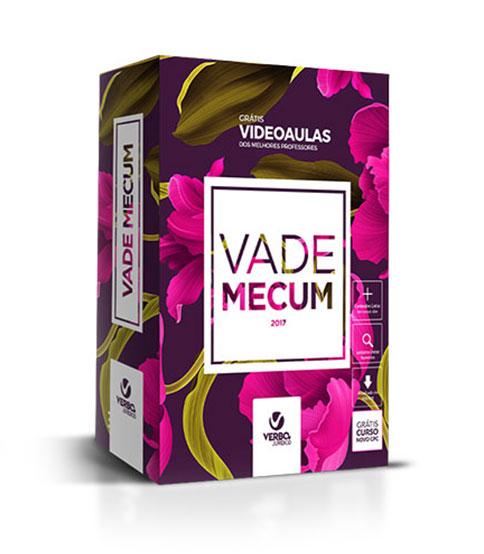 Vade Mecum 2017 - FLORAL LILÁS