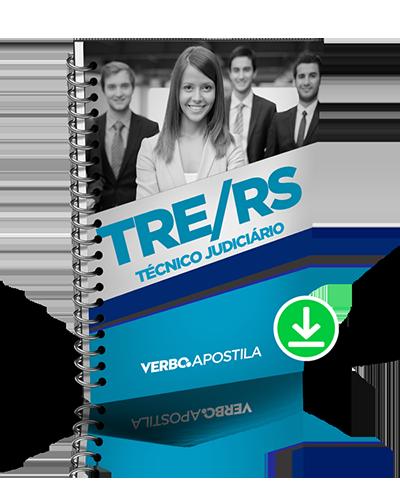 Apostila TRE/RS - Técnico Judiciário