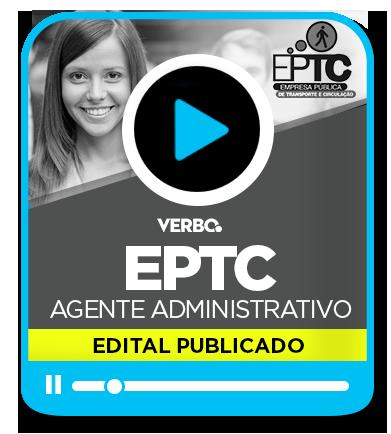 AGENTE ADMINISTRATIVO DA EPTC - Porto Alegre