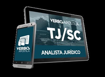 Apostila TJ/SC - Analista Jurídico