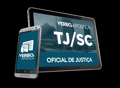 Apostila TJ/SC - Oficial de Justiça e Avaliador