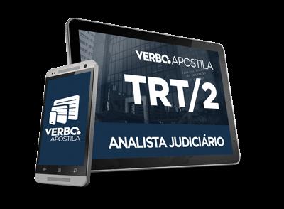 Apostila Analista Judiciário TRT - SP (2ª Região)