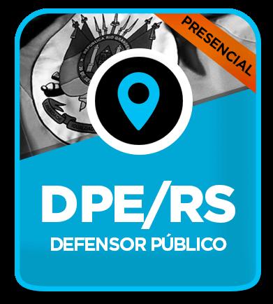 Defensor Público - DPE/RS