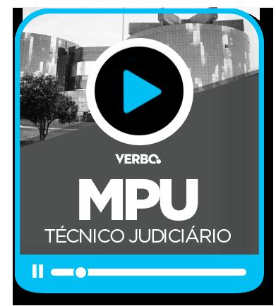 Técnico Judiciário - MPU