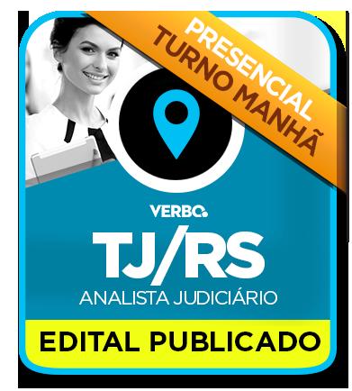 Analista Judiciário - TJ/RS - PRESENCIAL - MANHÃ
