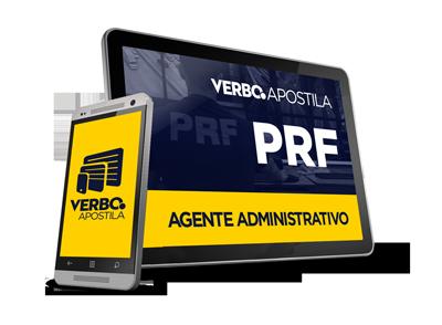 Apostila Agente Administrativo - PRF