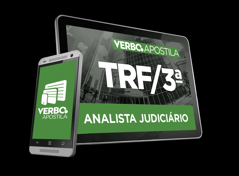 Apostila Analista Judiciário - TRF 3ª Região