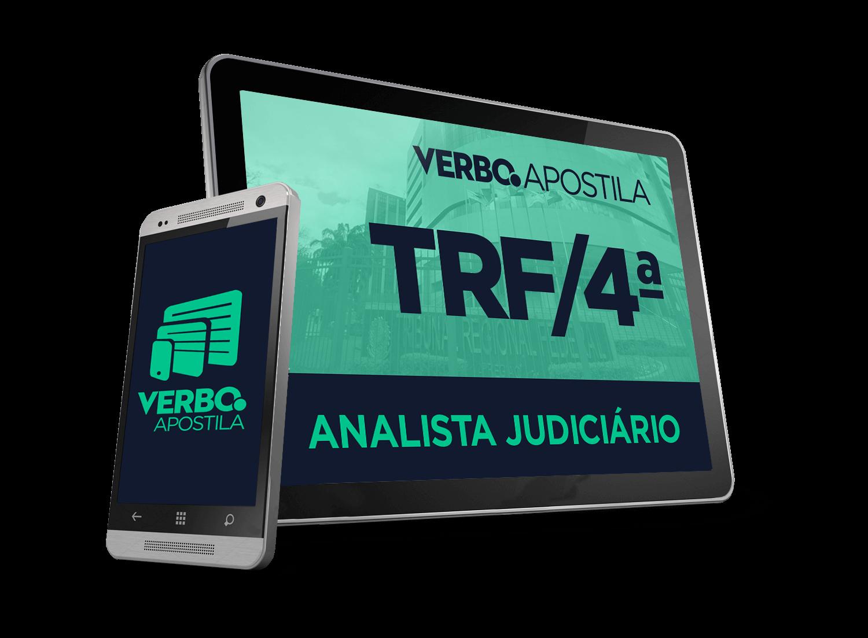 Apostila Analista Judiciário - TRF 4ª Região