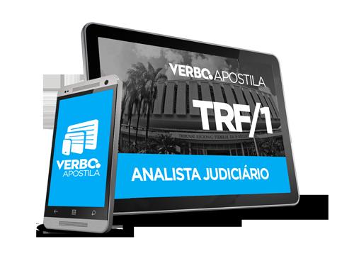 Apostila TRF 1ª Região - Analista Judiciário - Área Judiciária