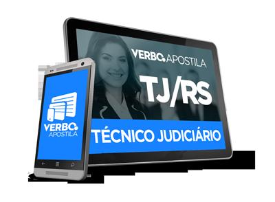Apostila TJ/RS - Técnico Judiciário