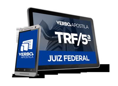 Apostila Juiz Federal - TRF da 5ª Região