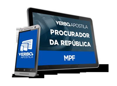 Apostila Procurador da República - MPF