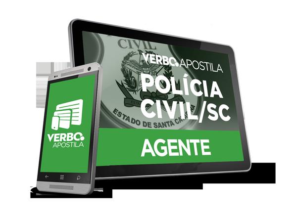 Apostila Agente de Polícia Civil/SC