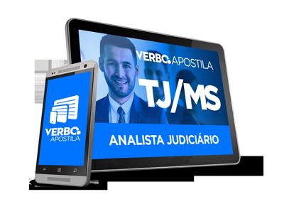 Apostila TJ/MS - Analista Judiciário