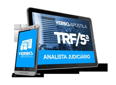 Apostila TRF 5ª Região - Analista Judiciário - Área Judiciária
