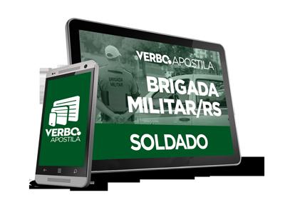 Apostila Soldado Brigada Militar RS
