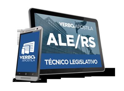 Apostila Técnico Legislativo - Assembleia Legislativa RS