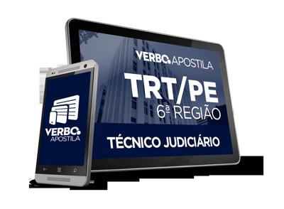 Apostila Técnico Judiciário TRT - PE (6ª Região)