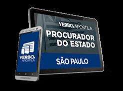 Apostila Procurador do Estado - São Paulo