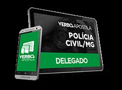 Apostila Delegado de Polícia Civil - Minas Gerais