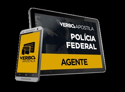 Apostila Agente da Polícia Federal