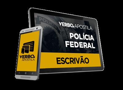 Apostila Escrivão da Polícia Federal