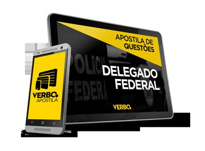 Apostila de Questões - Delegado Federal
