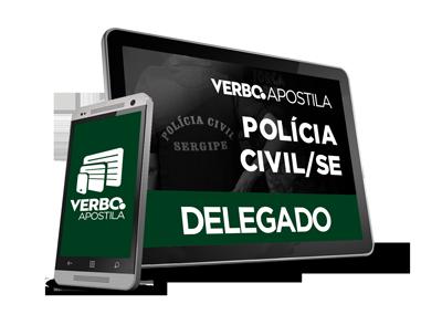 Apostila Delegado de Polícia Civil - Sergipe