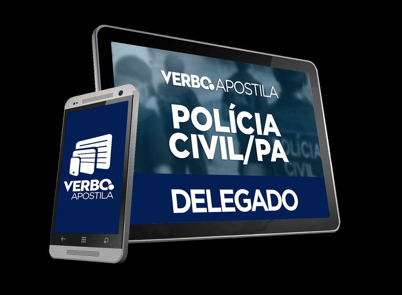 Apostila Delegado de Polícia Civil - Pará