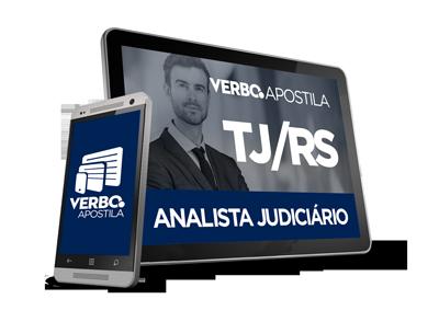 Apostila TJ/RS - Analista Judiciário