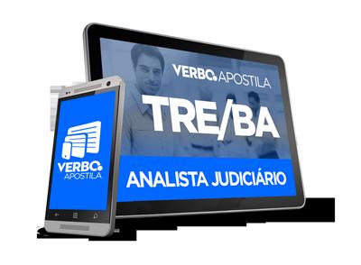 Apostila TRE/BA - Analista Judiciário