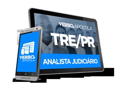 Apostila TRE/PR - Analista Judiciário