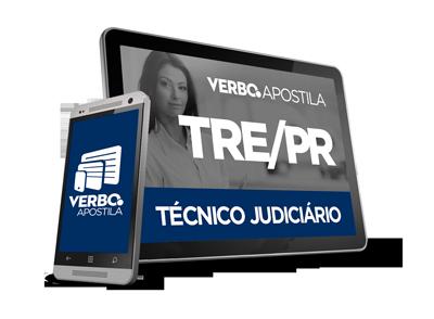Apostila TRE/PR - Técnico Judiciário