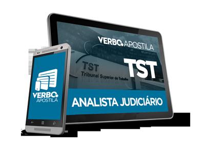 Apostila TST - Analista Judiciário