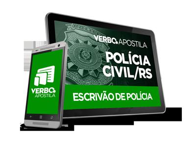 Apostila Escrivão de Polícia Civil/RS