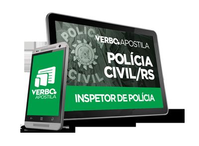 Apostila Inspetor de Polícia Civil/RS