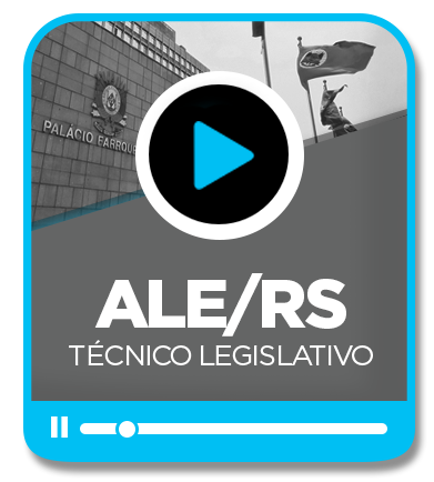 ASSEMBLEIA LEGISLATIVA/RS - Técnico Legislativo