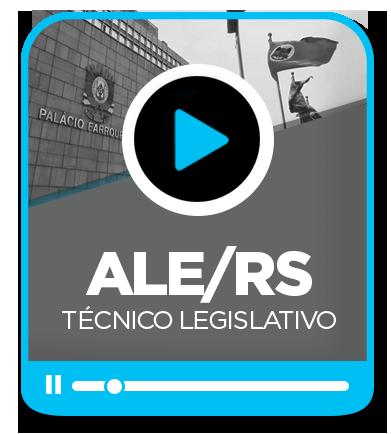 ASSEMBLEIA LEGISLATIVA/RS - Técnico Legislativo