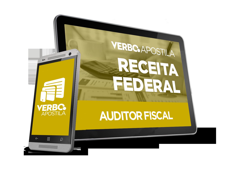 Apostila Auditor Fiscal da Receita Federal