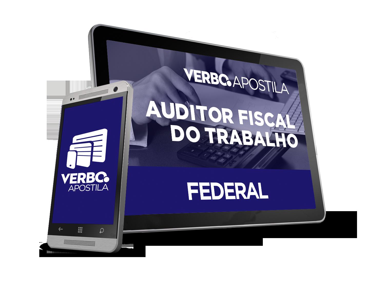 Apostila Auditor Fiscal do Trabalho