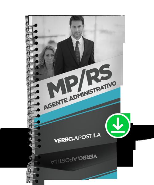 Apostila Agente Administrativo - MP/RS