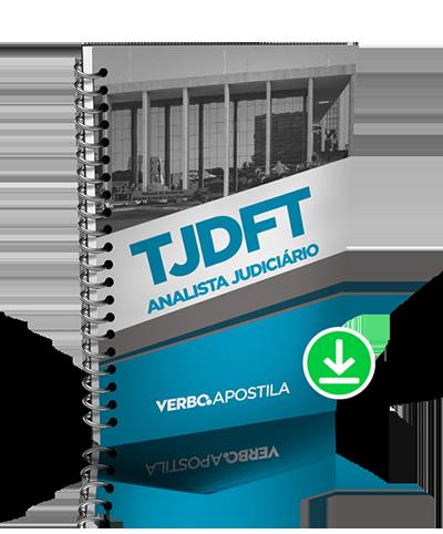 Apostila TJ/DFT - Analista Judiciário